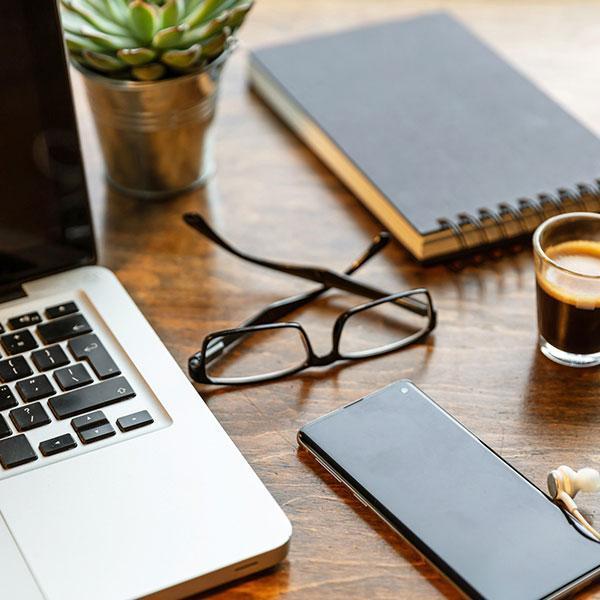 laptop, notes ikawa