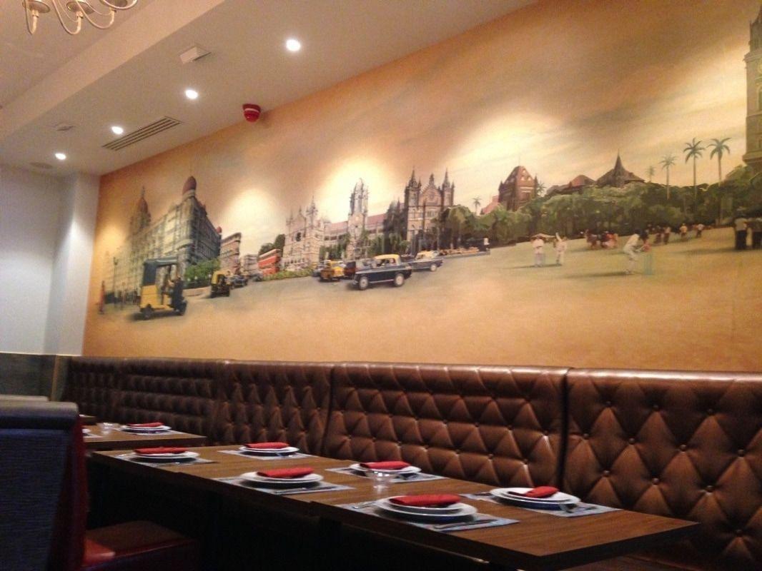 wnętrze restauracji 3