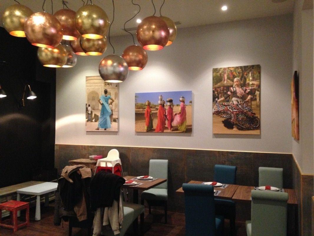 wnętrze restauracji 2