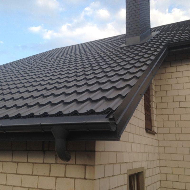 budowanie dachu 14