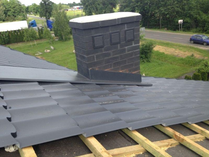 budowanie dachu 11