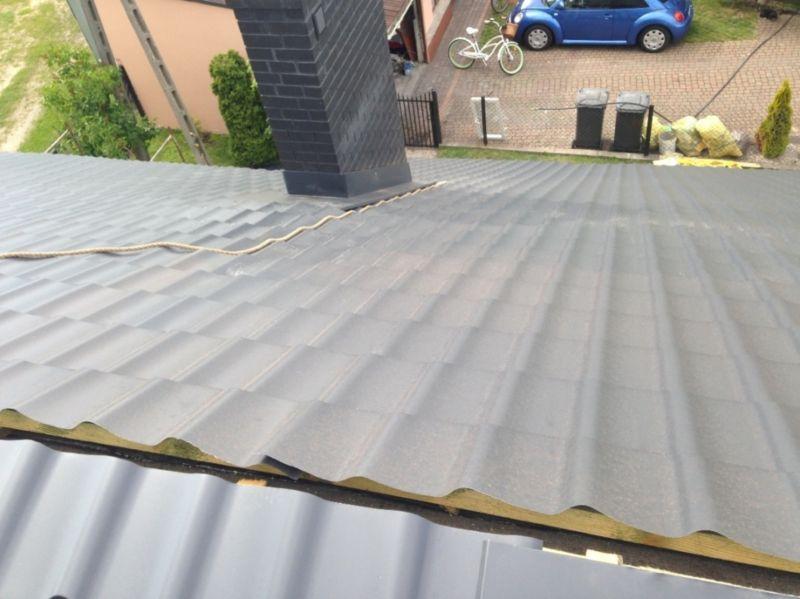 budowanie dachu 10