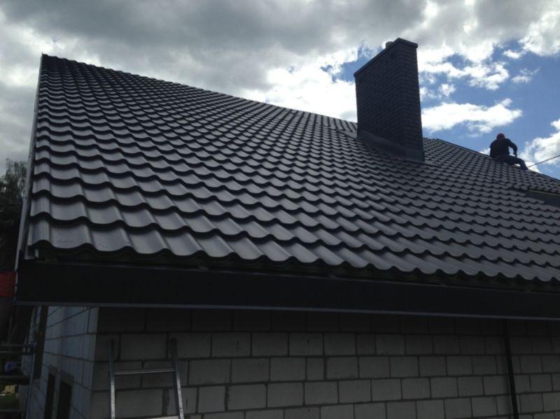 budowanie dachu 6