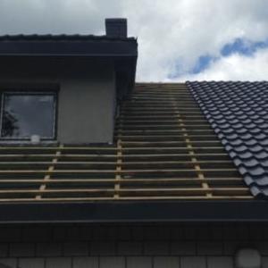budowanie dachu 5