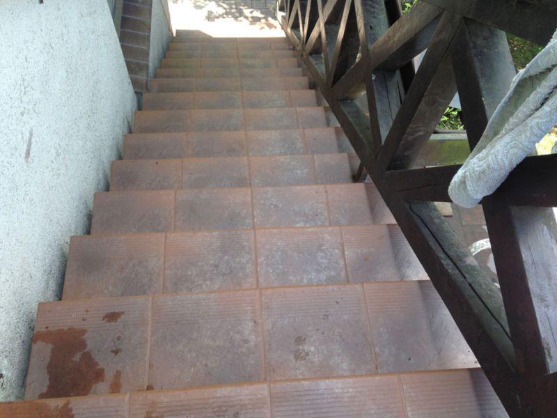 schody wyłożone glazurą 8