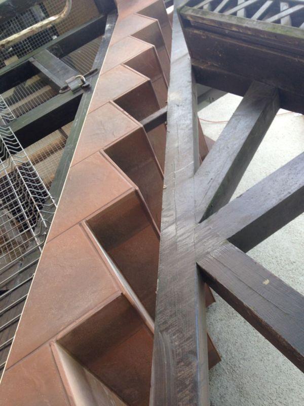 schody wyłożone glazurą 5