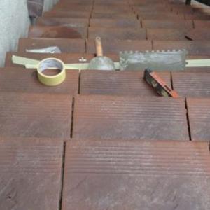 schody wyłożone glazurą 4