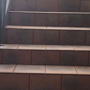 schody wyłożone glazurą 3