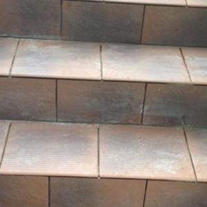 schody wyłożone glazurą 2